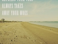 BEACH QUOTES / by Tonja Owens