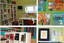 craft rooms / by Diane Browning