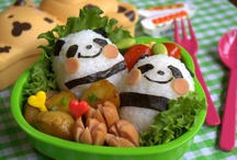 cute bento creations / by PinkTree24