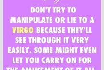 I'm a Virgo / by Lisa Janker Santiago