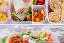 School Lunch Ideas / by Kristi Simpson