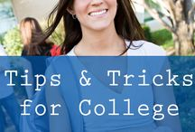 Holy Cow! I'm going to college! / by Christiana Mitchum