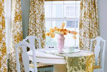 Curtains / by Peggy Day