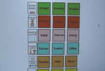 Literacy Centers / by Casey Phillips