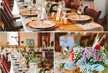 Fall Country/Rustic Themed wedding... / by Emily Bruers