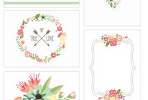 Stationary, Printables, Tape, Planners, and Notebooks / by ✵Cambrie Longo✵