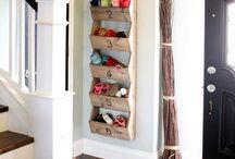 Mudroom / by Crystal Randen Huene