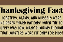 Holidays: Thanksgiving / Thanksgiving holiday recipes, craft ideas, and gift guides. / by Gifts by Genius