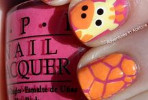 nail ideas / by Sophie Backlund