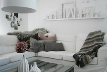 Lovely Living Rooms / by Tove Andersen