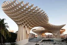 Architecture / by Uva Nho