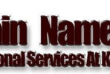 domains / by Naomi