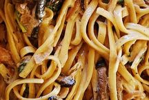 Food - Pasta / by Amy McPherson