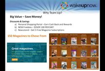 Wake Up Now GMT  / by Haley Diana
