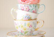 Tea Party / by Courtney Taylor {snickerdoodlesandtaylortots}