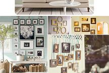 decorating ideas / by Mary Q