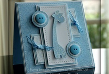 cards for the boys / by Gail Wolfe
