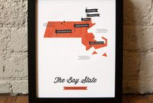 geography of home / by Anna Keyes