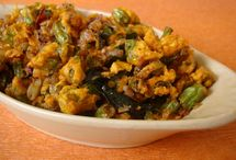 Indian side dishes / by Jayshree Chandan