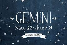 A Gemini thing / by Ashley Stabile