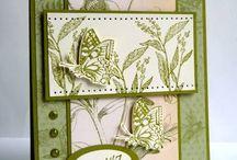 card ideas / by Kathie Durgan