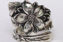 Jewelry  / Rings, neckles, bracelets,earrings / by Myrna Christenson