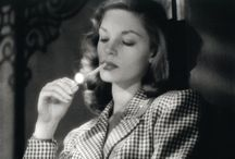 LAUREN BACALL / by Ody Rivas