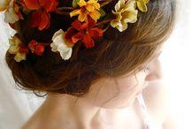 Wedding Hair / by Deanna Davis