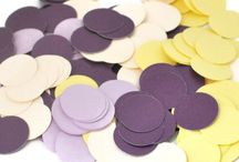 Plum and yellow wedding / by VeVe Prieur
