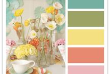 Color palettes / by Kristen Couch