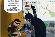 Batman / by Dominic Ross