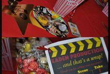 Movie Night Party / by Ivona Sugarsticks Parties
