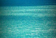 Turquoise~Cyan~Aqua / Turquoise, Cyan and Aqua Tones / by Jody Prunier