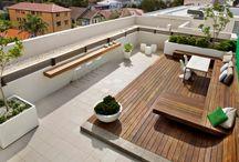 Gardens, Patios, Rooftops / by Chantal Deveze