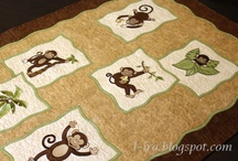 Baby quilt ideas / by Nicki Knoll