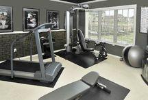 Home Gym Ideas / by Sheila Duncan