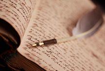 writing / by Nickalli Bascochea-Braaten