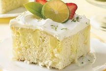 Key Lime Recipes / by Linda Eastman