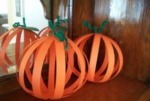 Pumpkins / by Chelle (Having Fun at Chelle's House)