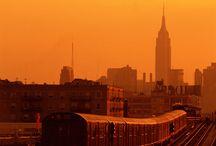NewYork NewYork!!!!! / NYC State of Mind!!!!! / by Sherry Gallant