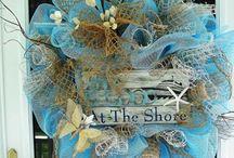 Crafts - wreaths / by Jeanie Jones