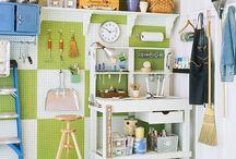 Garage Organization / by Claire Jain