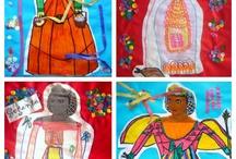 DRACS I GEGANTS / by idees escola Pilar dieguez