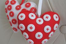 Valentine's Day / Projects and Resources for Valentine's Day / by Carol Swett