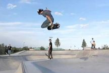 Skateboarding Stuff / Non Of Its Me Obviously, Its Just Awesome Stuff From Youtube And Vimeo / by Owen Smith