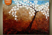 Oil canvas / by Ayse Asilkazancı