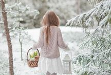 Photography inspiration- Winter Foto Love / by Lindsay Gillon