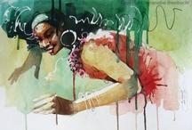 African Art and Inspiration / by Karen Adeleke