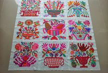 Machine Quilting/Applique / by Mary Manson Quilts