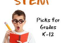 Kindergarten STEM/Science / by Rachel Carter